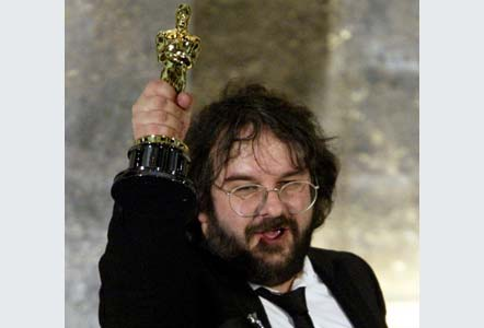 The lord of the oscars (alias Peter Jackson)